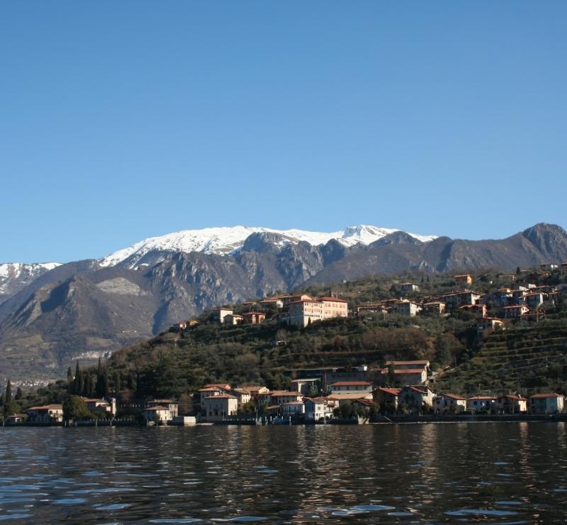 Siviano and port of Siviano